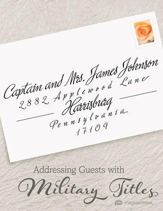 Addressing Wedding Invitations Magnetstreet Weddings Addressing Wedding Invitations Wedding Address Wedding Invitations