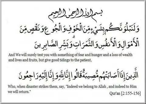Image result for Quran 2:155