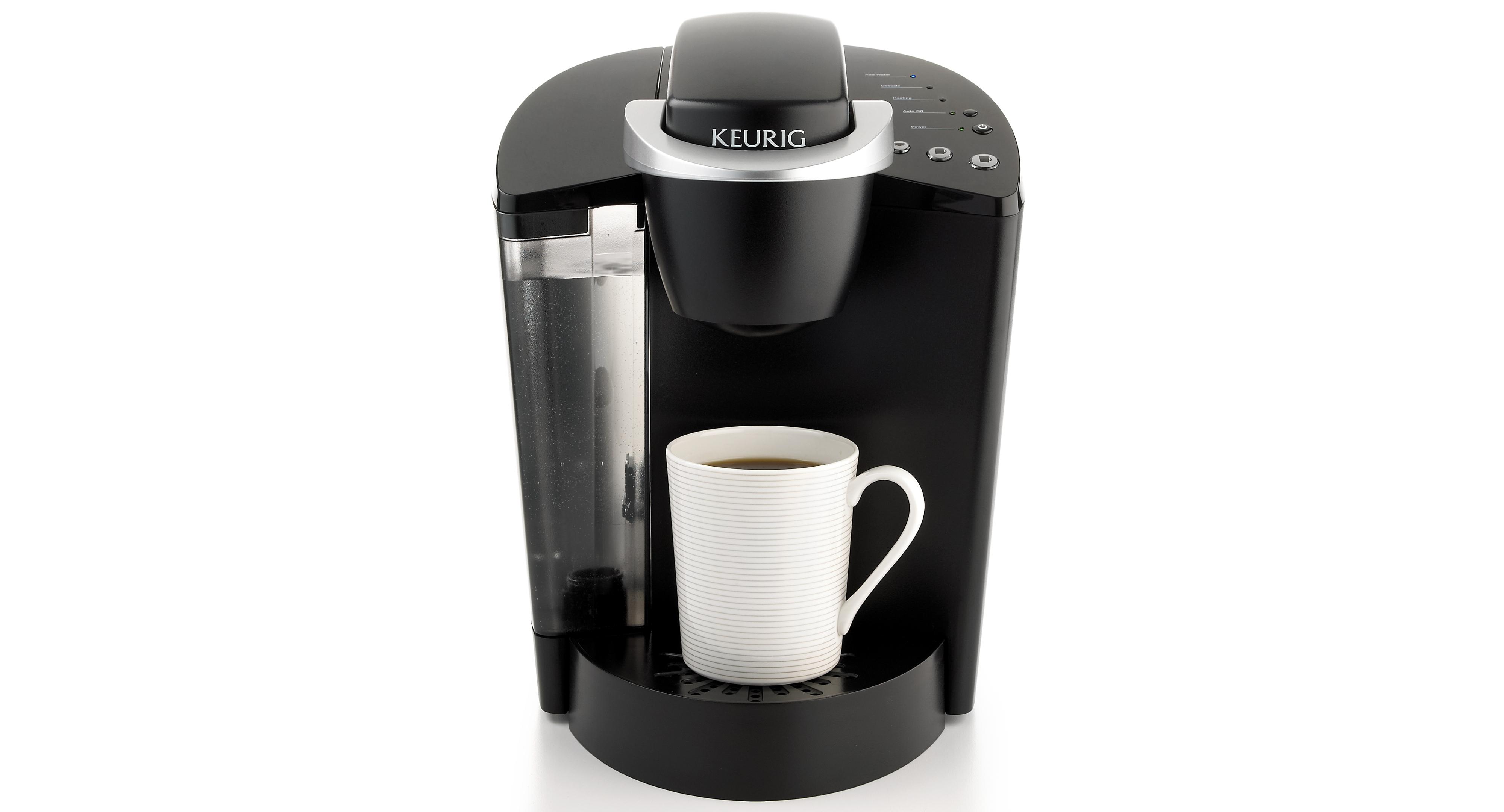 Keurig K45 Elite Single Serve Brewer Single Serve Coffee Makers