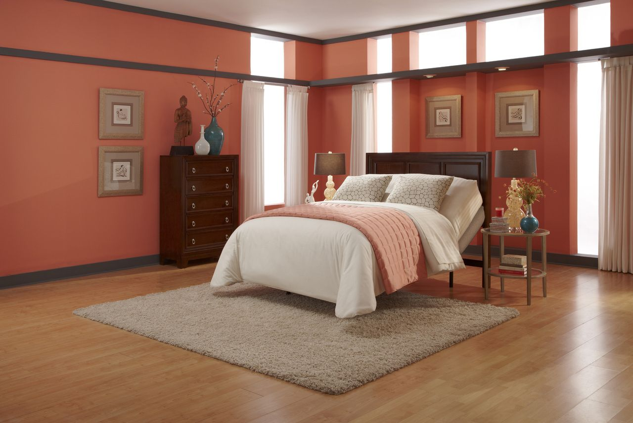 Leggett & Platt Designer Series F222 Adjustable Bed Base