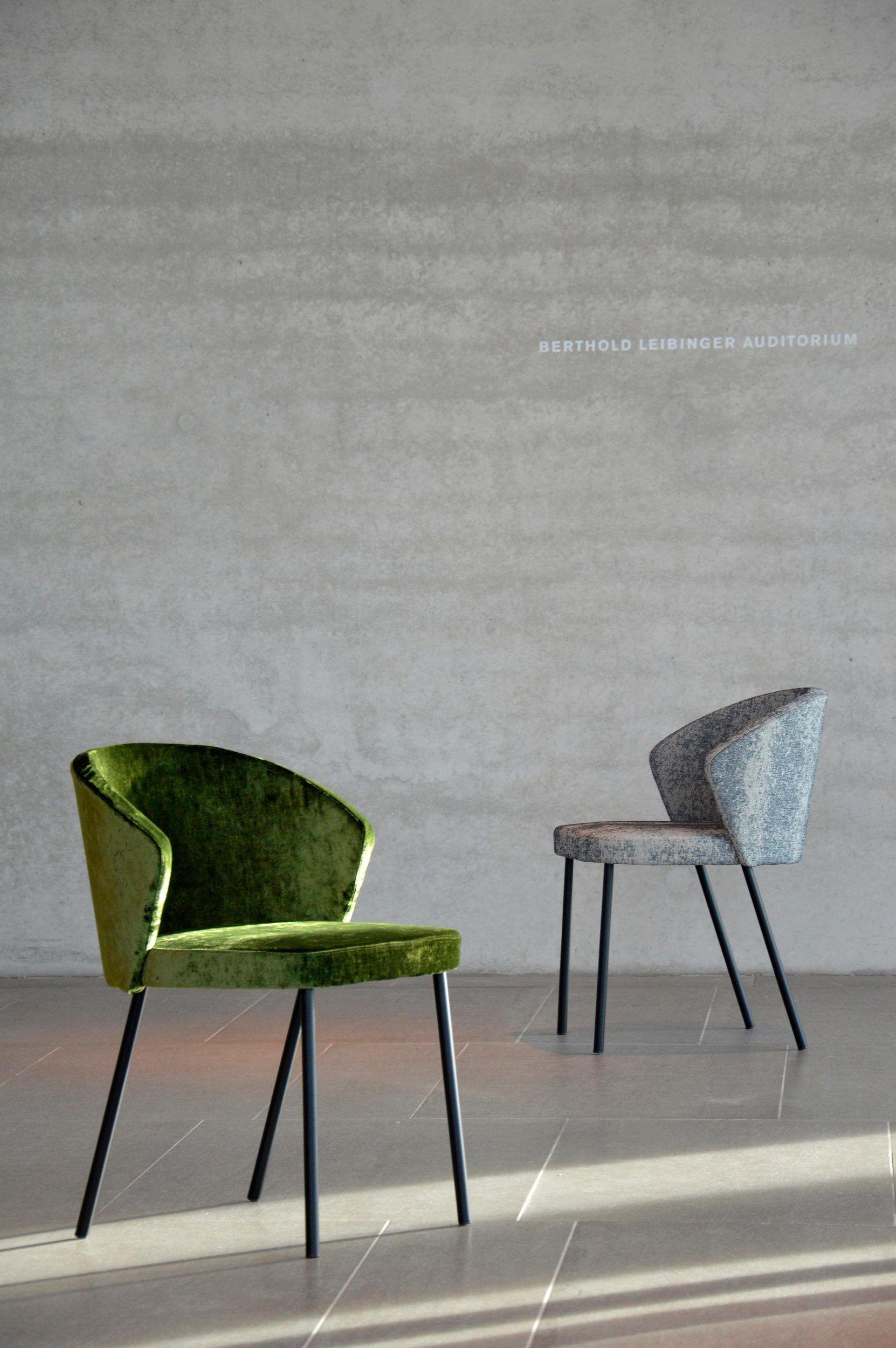 jankurtz 4Fußstuhl »mila«, Moderner Stuhl in 6 trendigen