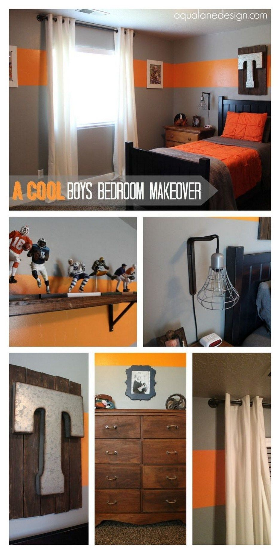 44 BRILLIANT BEDROOM DECORATION IDEAS FOR YOUR BOY 36