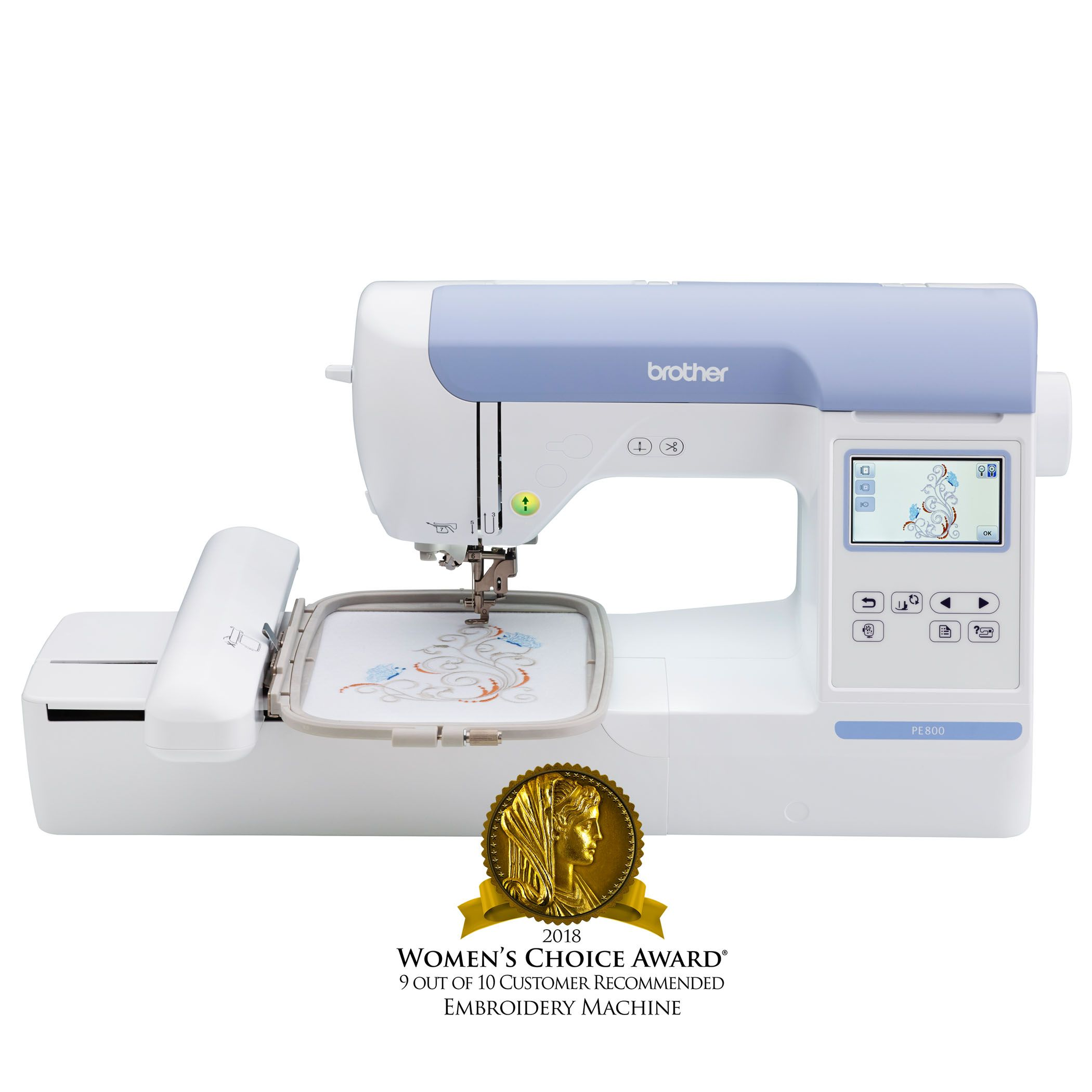 Arts Crafts Sewing Embroidery Machine Reviews Brother