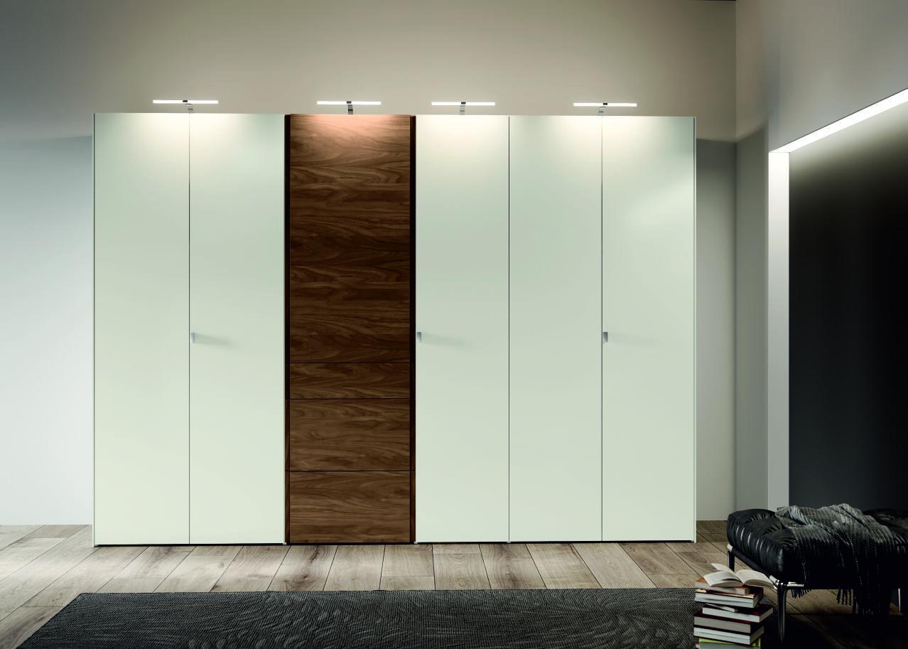 Hülsta garderobekasten en walk-in closets vindt u bij Interieur ...