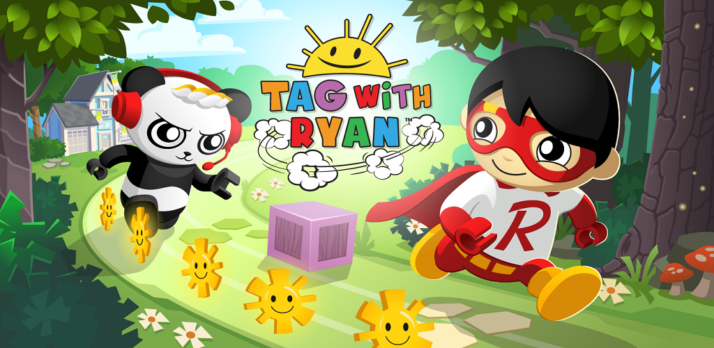 How To Download And Play Tag With Ryan On Pc For Free In 2020 Mickey Roadster Racers Birthday Tags Kids Adventure