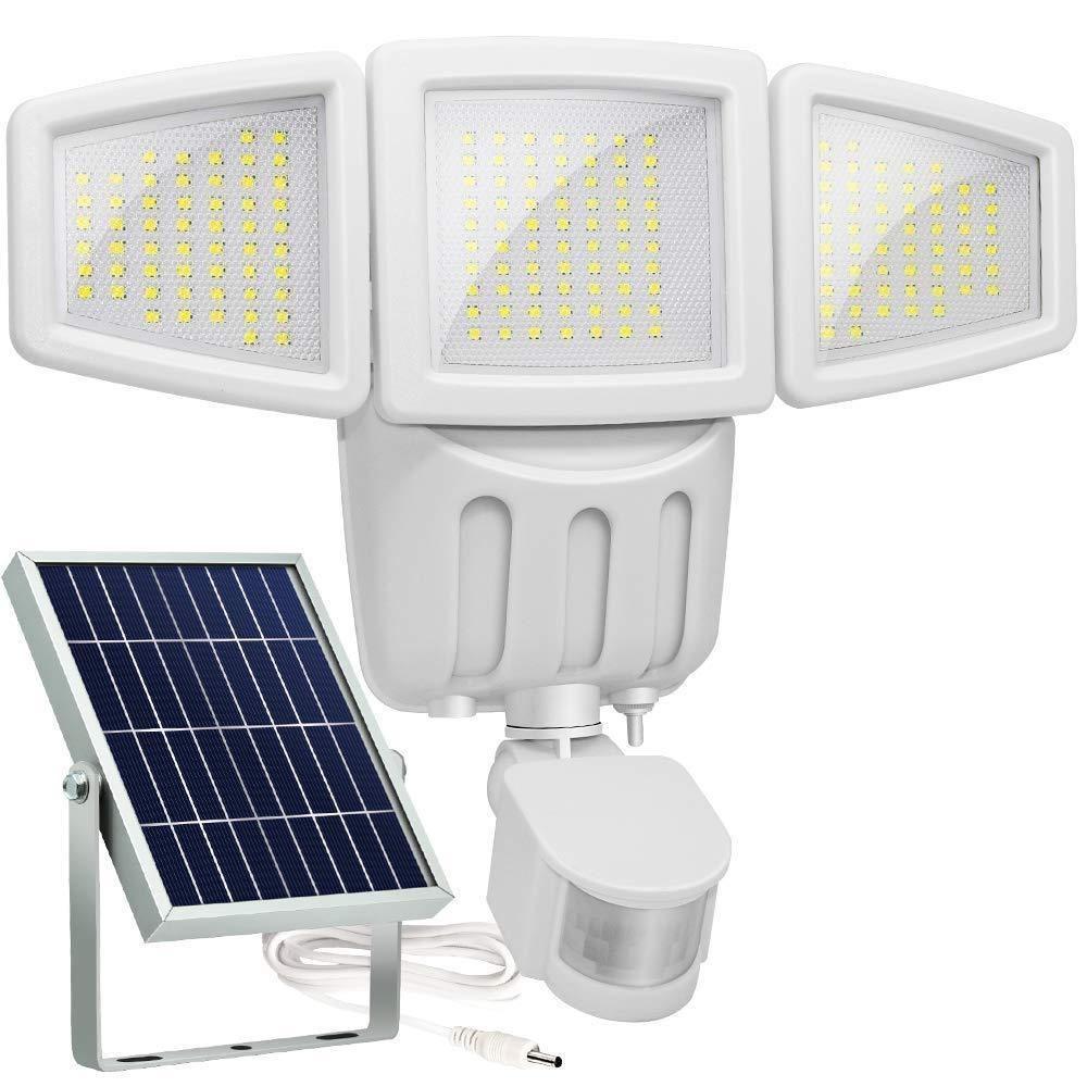 Solar Lights Outdoor Anko 182 Led 1000 Lumens Motion Sensor Lights 38 89 End Date Friday Nov 2 Outdoor Solar Lights Solar Wall Lights Motion Sensor Lights