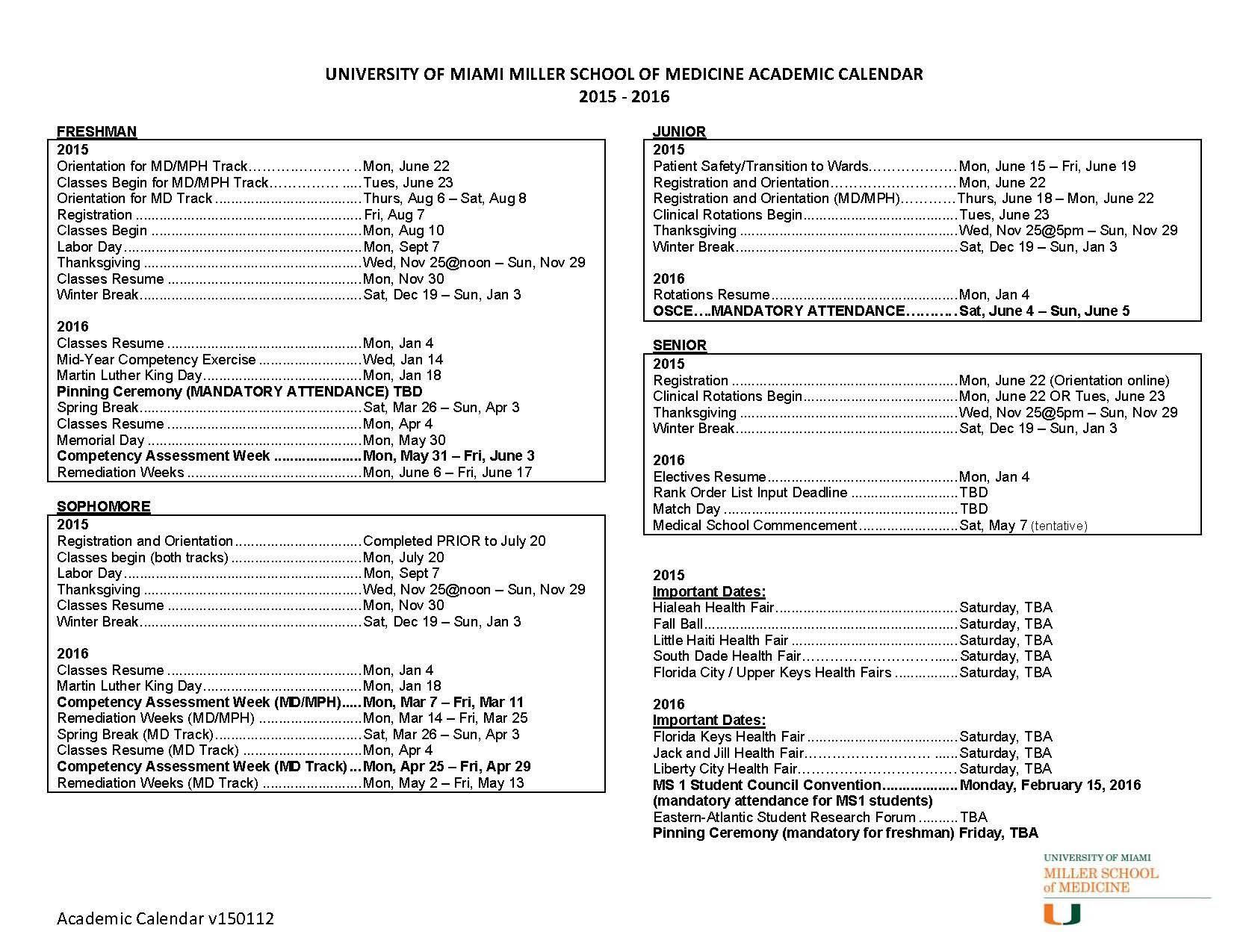 University Of Miami Academic Calendar With Holidays Https Www Youcalendars Com University Of Miami Aca Academic Calendar School Calendar University Of Miami