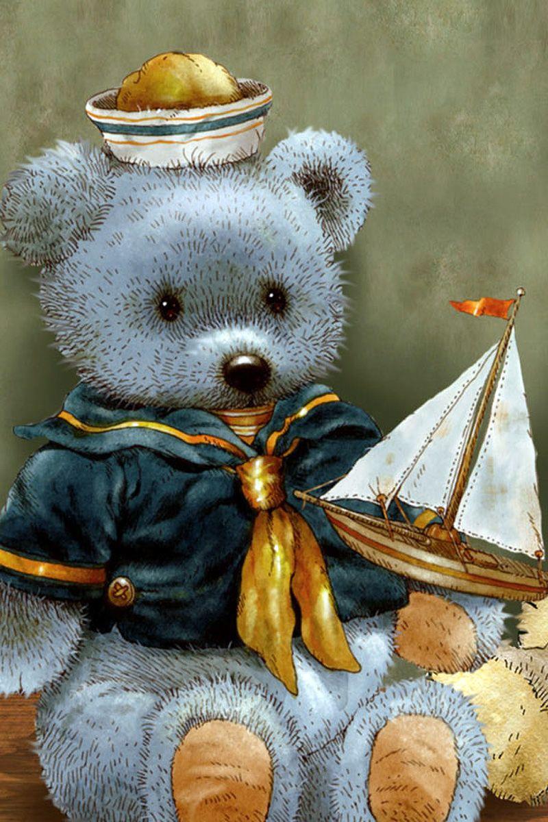 согласитесь, это картинки для декупажа тедди моряк эпоху барокко