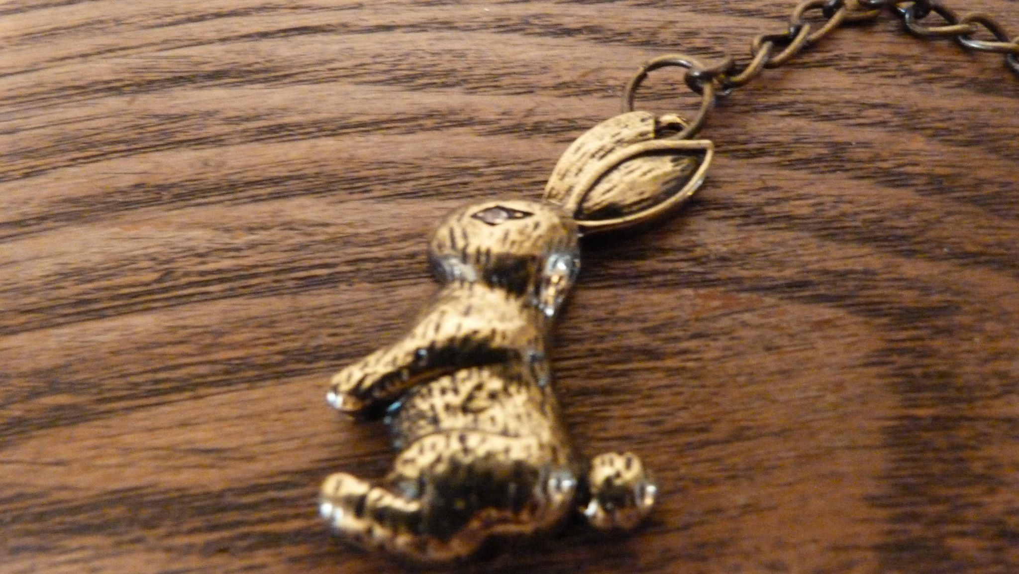 March Hare Keychain