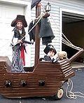 Pirates of the Carribean Costume - 2007 Halloween Costume Contest #diypiratecostumeforkids Pirates of the Carribean Costume - 2007 Halloween Costume Contest #diypiratecostumeforkids