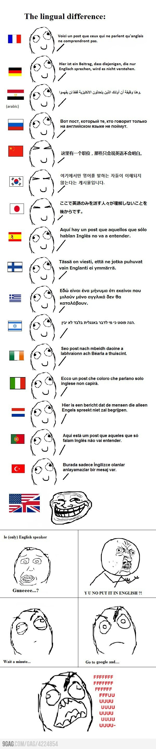 Thank God I M Bilingual True Stories Best Funny Pictures True