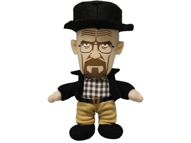 He might be the one who knocks, but his tiny fists are so soft and plush that you'll never hear him until it's too late…