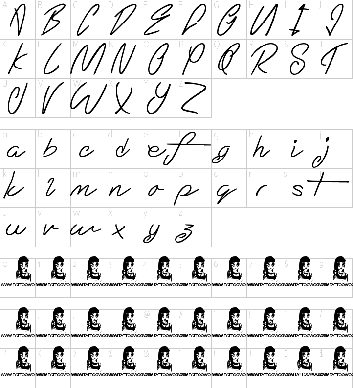 Eternal Fascination Font - 1001 Free Fonts