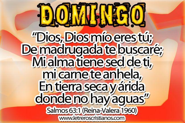 Domingo Salmo 631 Letreros Cristianoscom Imagenes