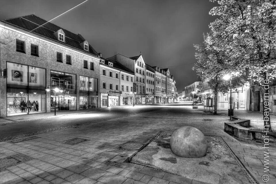 Altstadt Hof/Saale