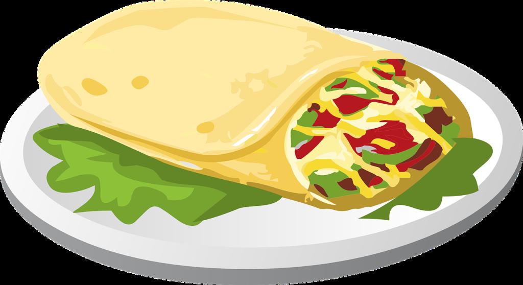 Free Burrito At Taco John S No Cook Meals Ireland Food Tortilla