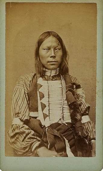 Южный шайен. 1874