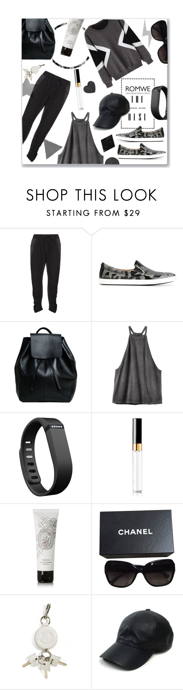 """""""shape it up"""" by jckallan ❤ liked on Polyvore featuring Carmakoma, Jimmy Choo, RVCA, Fitbit, Chanel, Diptyque, Alexander Wang, Vianel, women's clothing and women"""