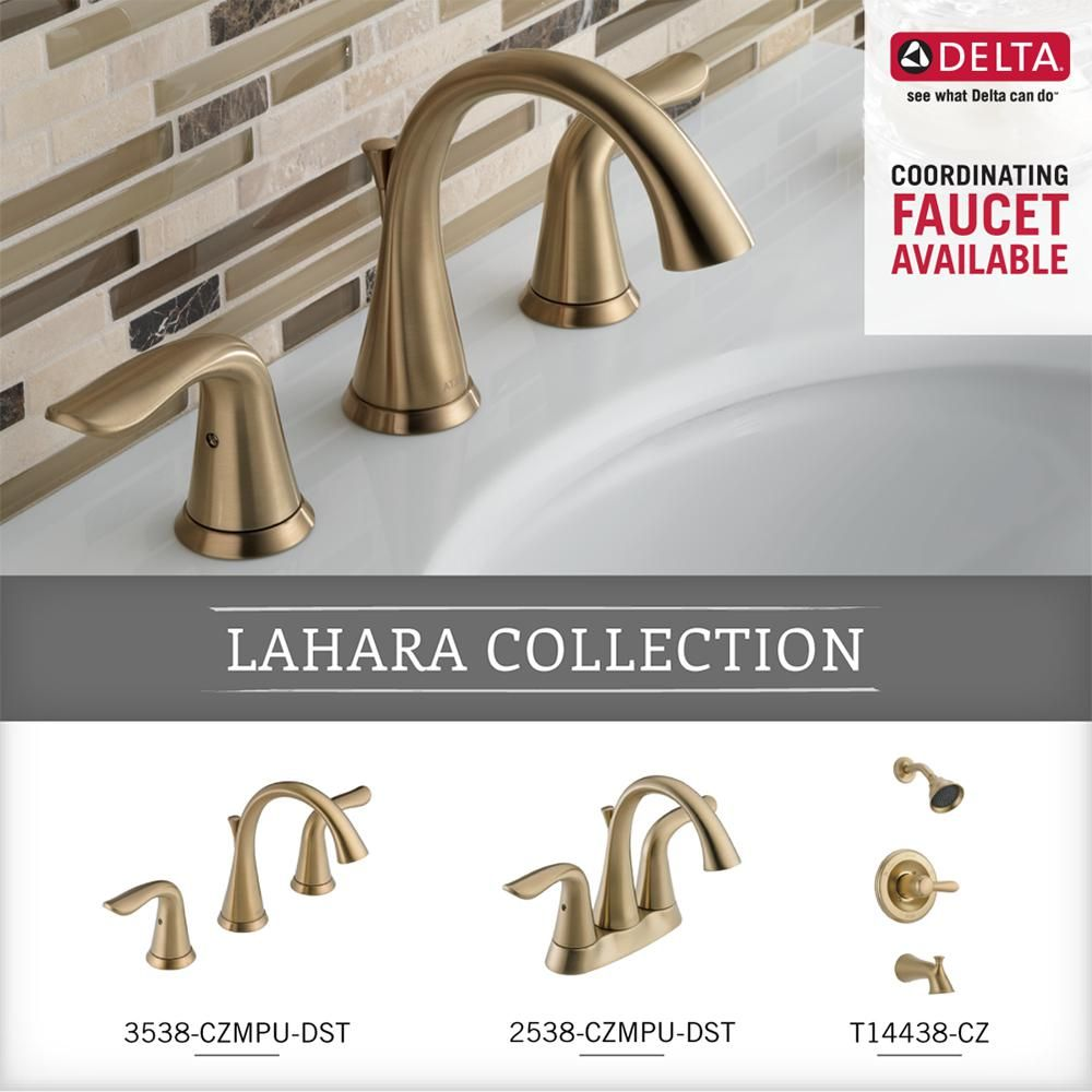Lahara Pivoting Toilet Paper Holder in Champagne Bronze