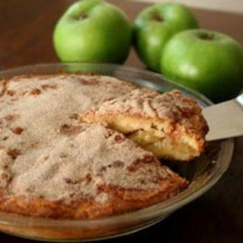 Apple Danish Coffee Cake Recipe
