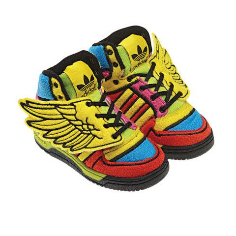 separation shoes 6080a 6feff adidas JS WINGS jeremy scott G61110 for kids!  sneakers  shoes  jeremyscott  Limited Edition