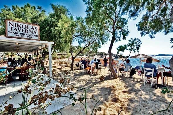 Image result for nikolas taverna mykonos | Griechenland