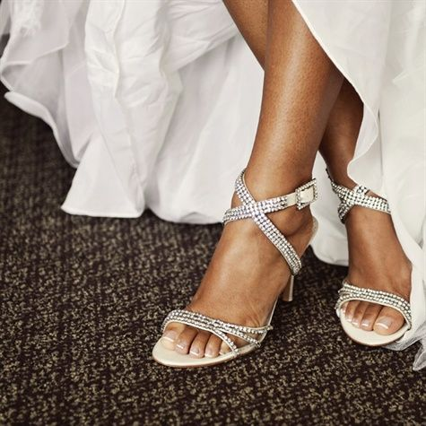 1000  images about Wedding shoes on Pinterest | Kitten heel shoes ...
