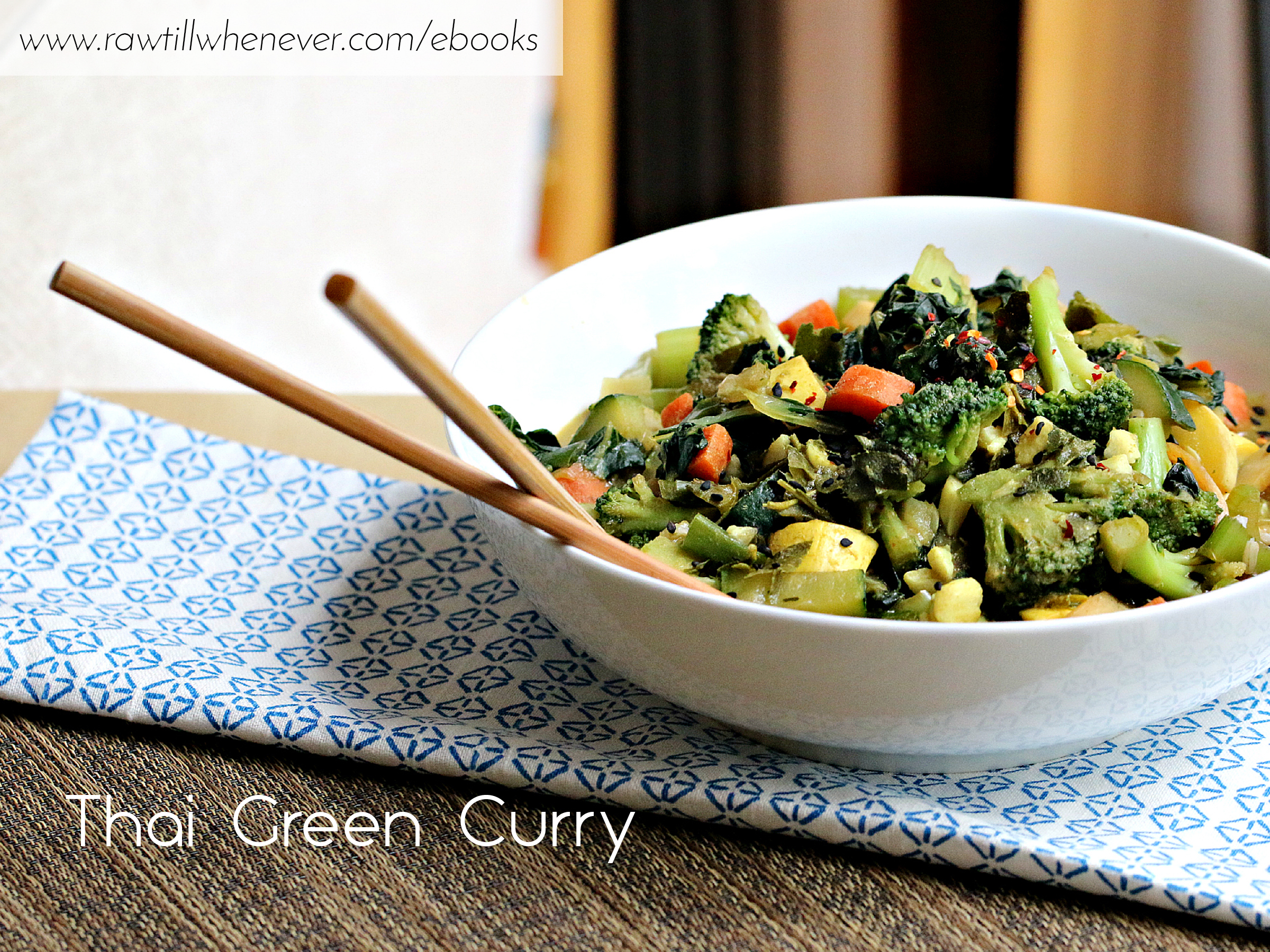 123 Top Cuisine Thai Green Curry Recipe Featured From My Best Selling