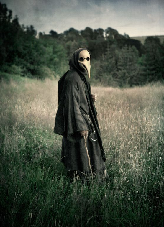Plague Doctor - Laurence Winram