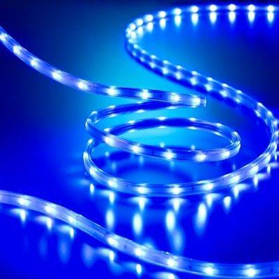 Philips 135ct Christmas LED Rope String Lights Blue #ct, #Christmas