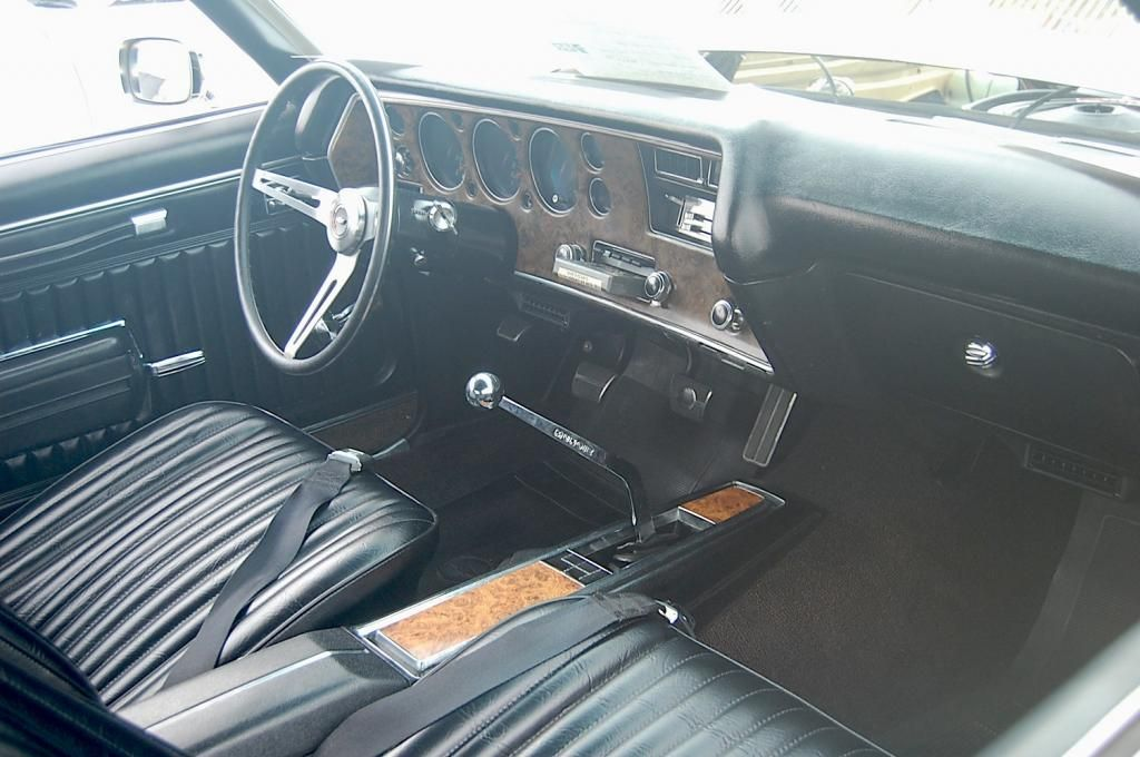 1970 Monte Carlo 402 With 4 Speed Chevy Muscle Cars Chevrolet