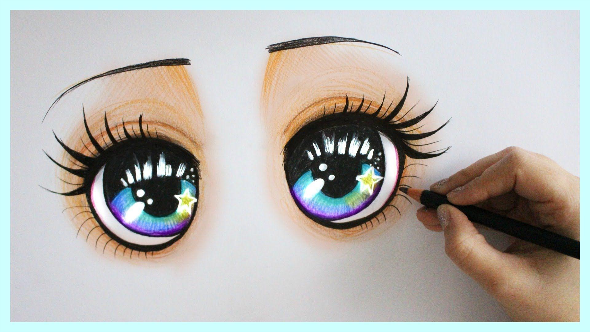 нарисовать глаза для куклы картинки бесплатно широкоформатные обои