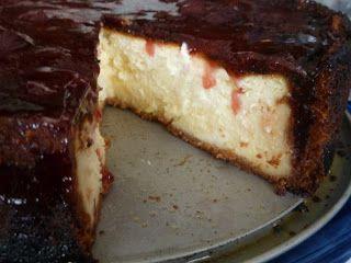 """""""autentico pastel de queso de nueva york, new york cheese cake"""""""