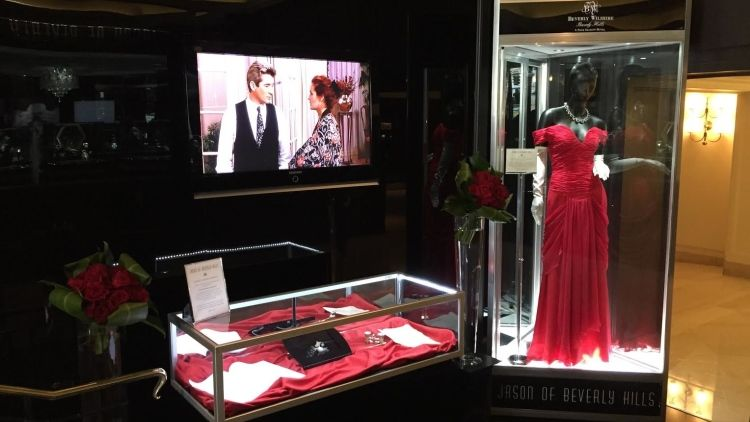 Pretty woman experience at the beverly wilshire shopping