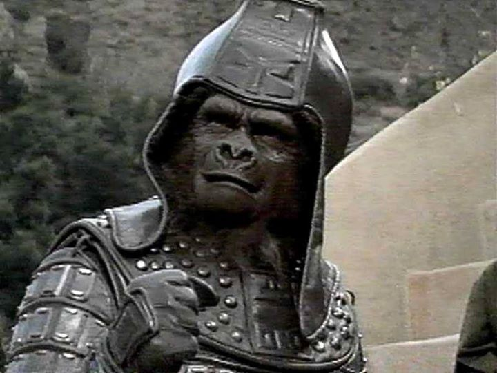 General Ursus James Gregory Beneath The Planet Of The Apes
