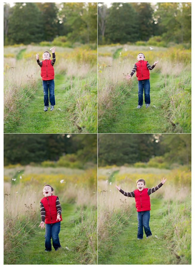 Throwing flowers - Amy Ro Photography