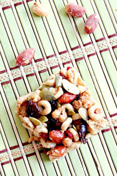 Have you been looking for Cheerios recipes? Give these yummilicious fruit and nut bars a try this summer!