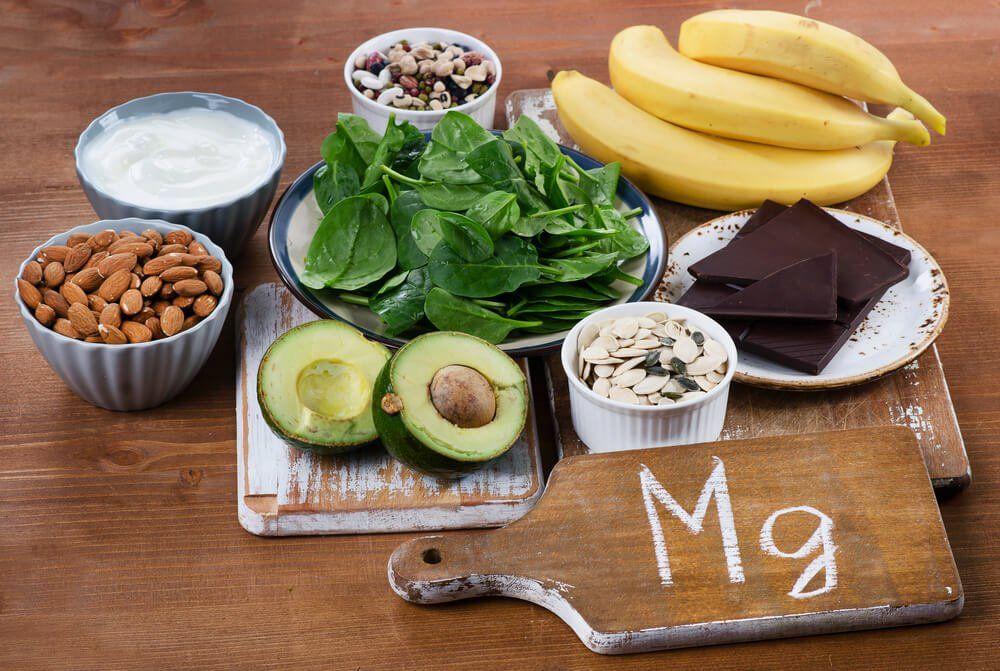 Seis nutrientes que necesitas después de los cuarenta