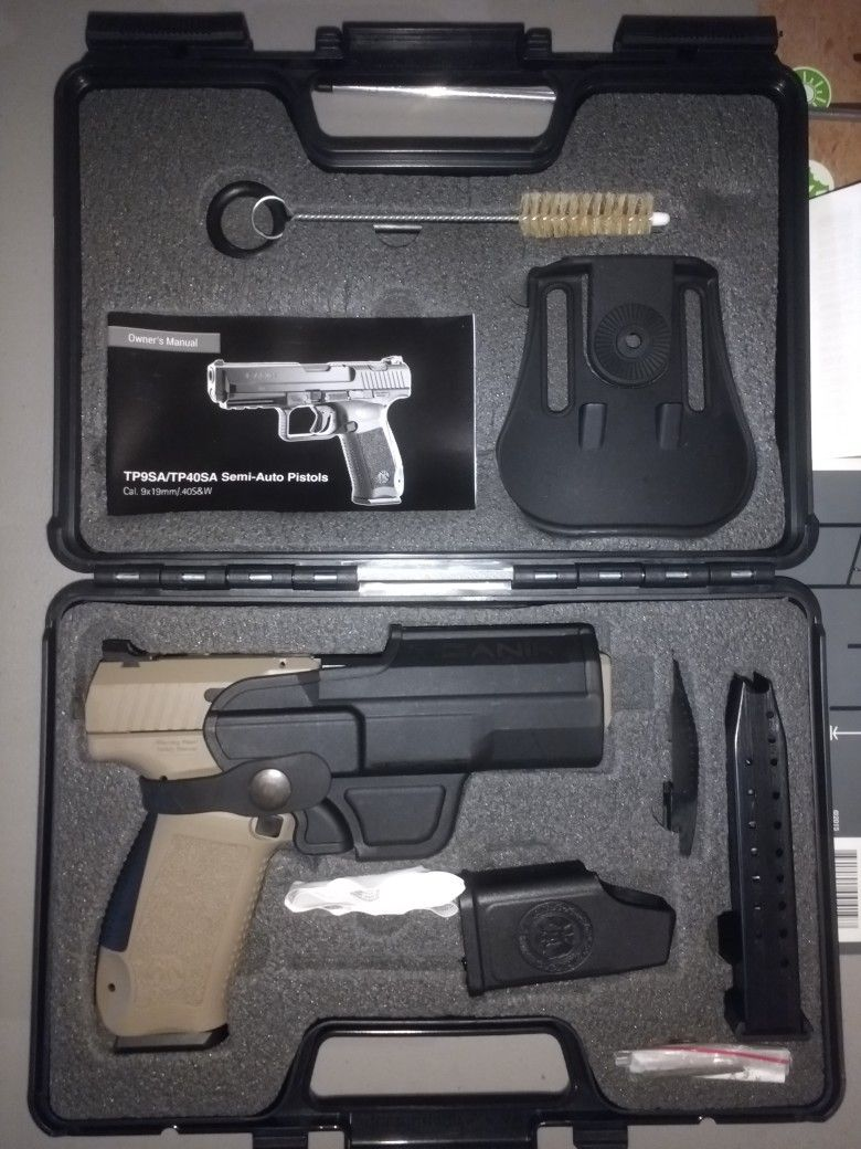 Canik tp9sa mod 2 new in box  | Guns | Guns, Hand guns, Firearms