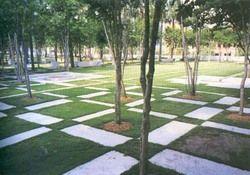 Dan Kiley Tampa Fl Urban Landscape Design Landscape