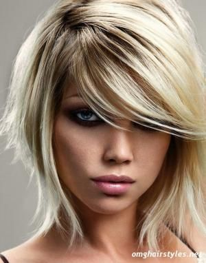 Short Layered Hair With Bangs Long Hairstyles With Layers And