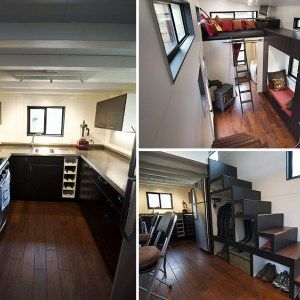 Simplifying Living Space – Tiny House Living for Families