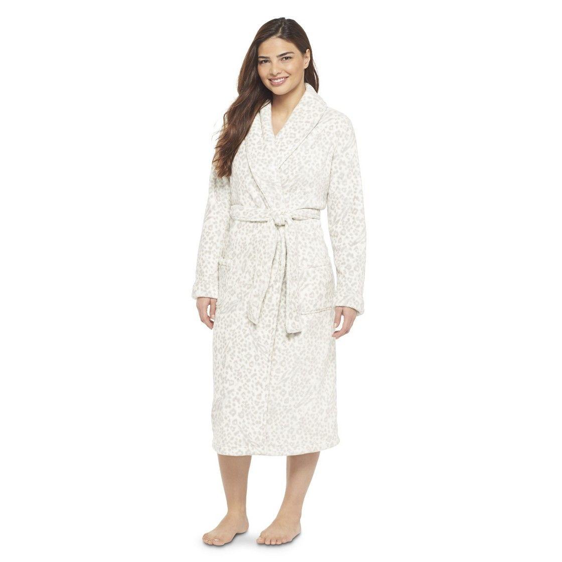 Women's Cozy Plush Robe - Gilligan