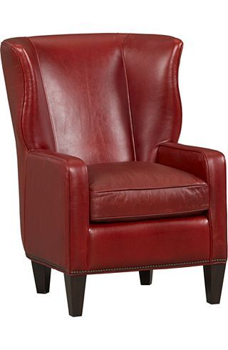 Chairs, Gerard Wing Chair | Havertys Furniture