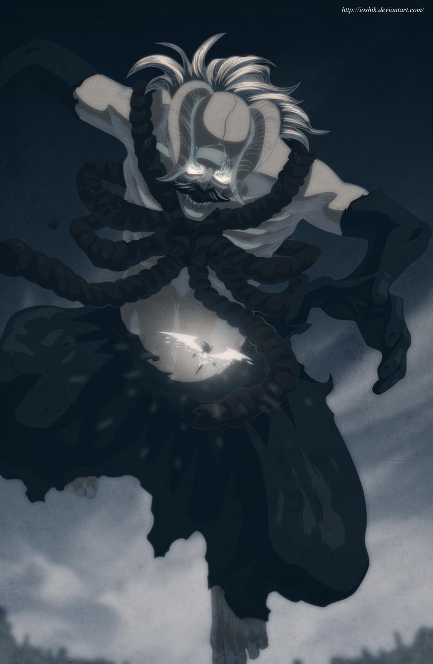 Kokujo Tengen Myou by ioshik | Bleach art, Anime, Black clover anime
