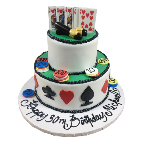Order a Cake Online Delivery Service Available Casino cakes