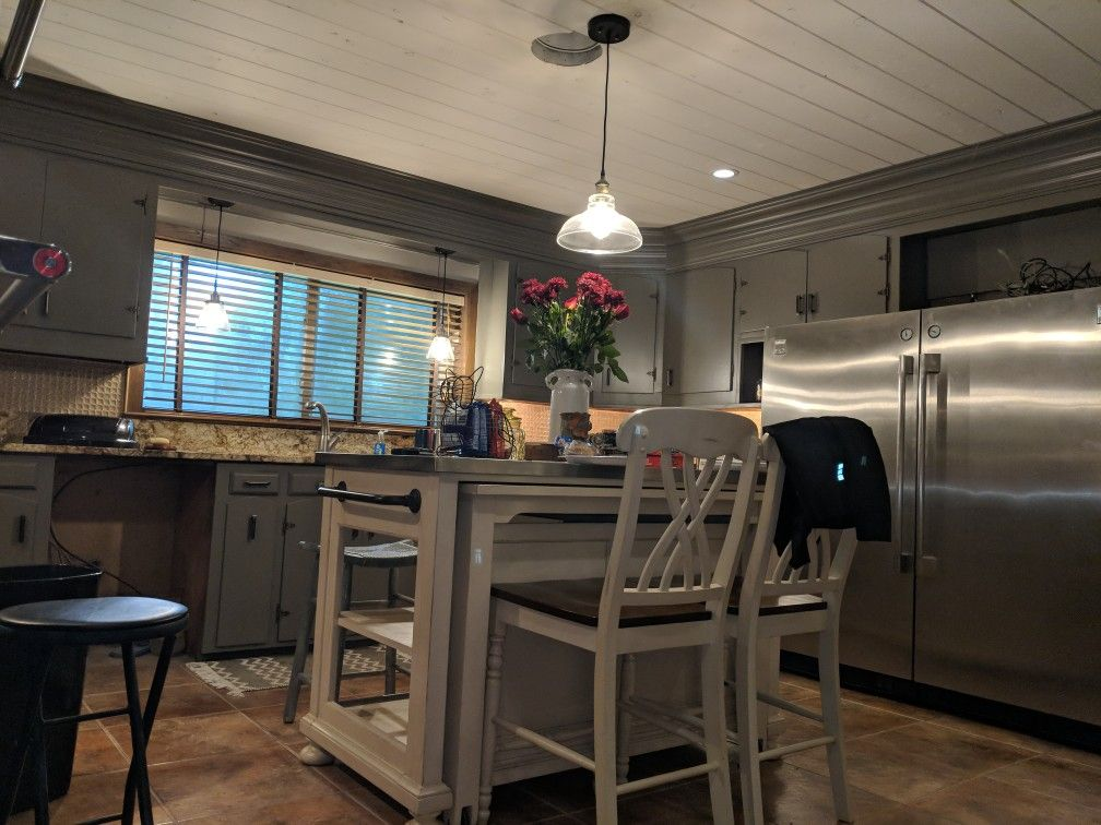 Best Sherwin Williams Gauntlet Gray Cabinets Grey Cabinets 400 x 300