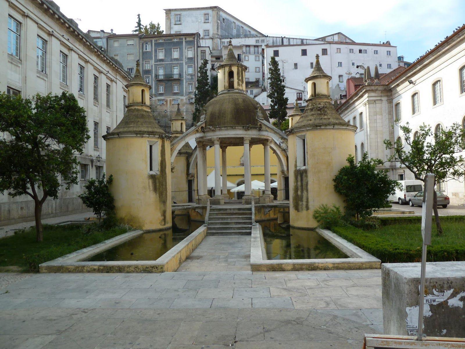 Praça da Manga, Coimbra
