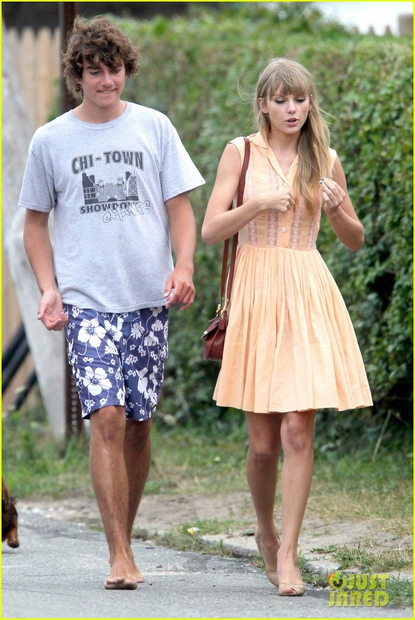 b4ed475ade Taylor Swift   Conor Kennedy.... god I cannot begin to explain how jealous  i am that she got a kennedy.