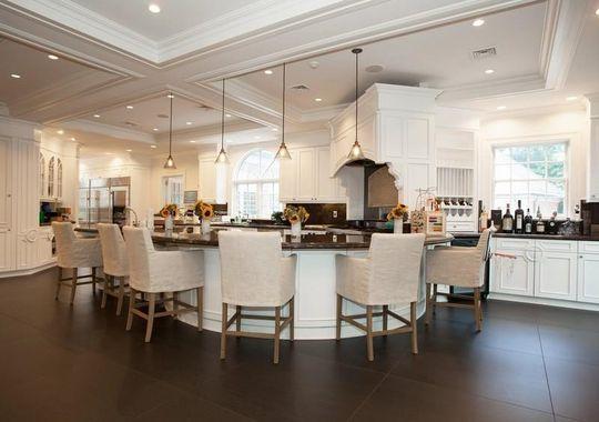 Got 15m Alicia Keys Lists Massive Nj Mansion Luxury Homes